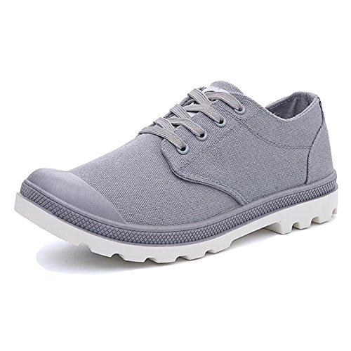 Scarpe da uomo Paladin scarse per aiutare le scarpe di tela scarpe sportive all'aperto scarpe casual grey 39