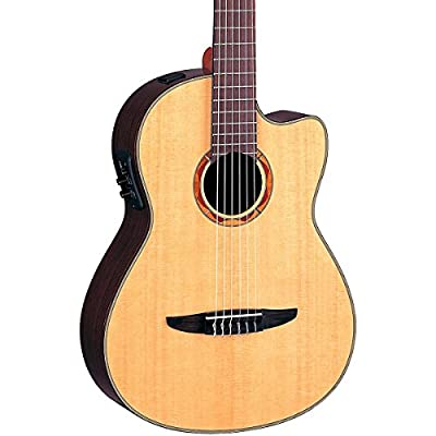 Yamaha NCX1200R Acoustic Electric Classical Guitar, Rosewood