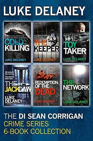 book cover of DI Sean Corrigan Crime Series 6-Book Collection