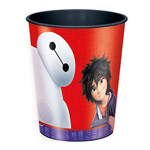 Big Hero 6 Plastic Cup [16 oz - 1 unit]