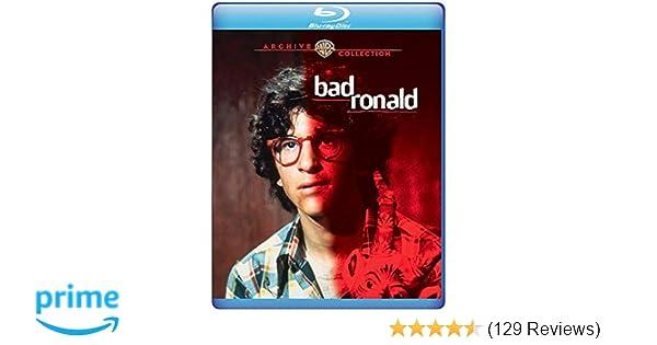 Amazoncom Bad Ronald 1974 Bd Blu Ray Scott Jacoby