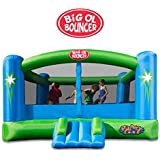 Blast Zone Big Ol Bouncer - Inflatable Bounce House with Blower - Huge - Premium Quality - Great For Events - Holds 6…