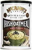 McCann's Quick & Easy Steel Cut Oatmeal Can - 24 oz