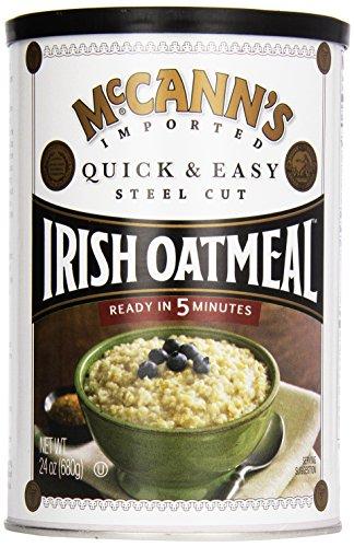 McCann's Irish Oatmeal Steel Cut Oatmeal, 24 oz