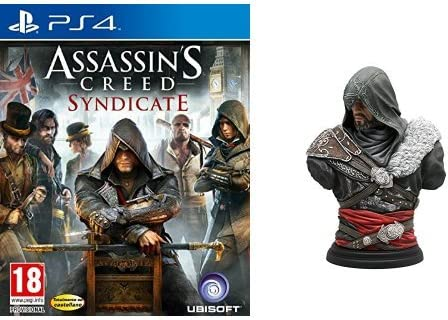Assassins Creed: Syndicate + Busto Ezio Mentor (Legacy Collection ...
