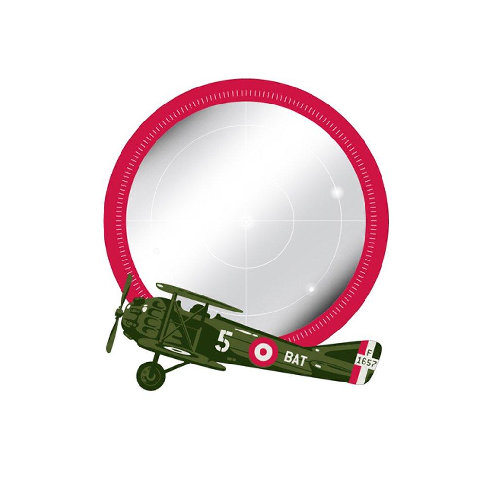 KidsLAB M1005 Pilot Mirror SM
