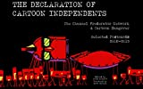 The Declaration of Cartoon Independents!: The Channel Frederator & Cartoon Hangover Selected Postcards 2008-2015