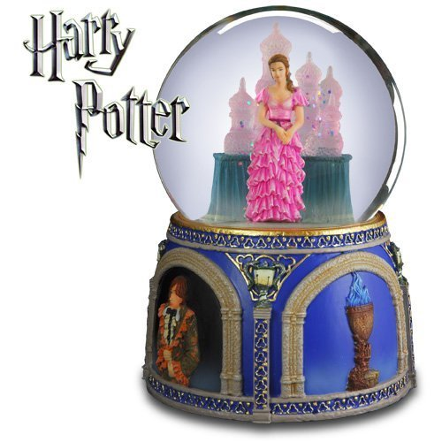 Hermione Granger at the Yule Ball Harry Potter Snow Globe