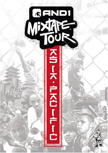 And1 Mix Tape Tour Asia Pacific product image
