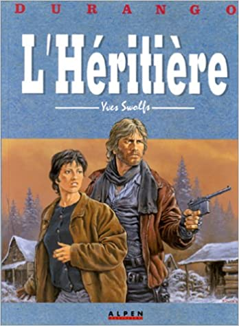 Livres Durango, tome 12 : L'Héritière pdf epub