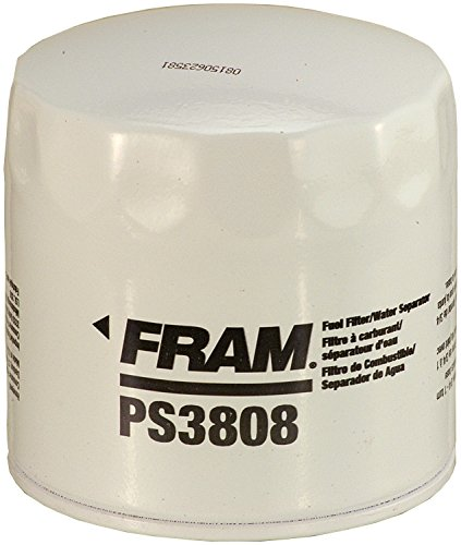 FRAM PS3808 Spin-On Fuel Water Separator Filter