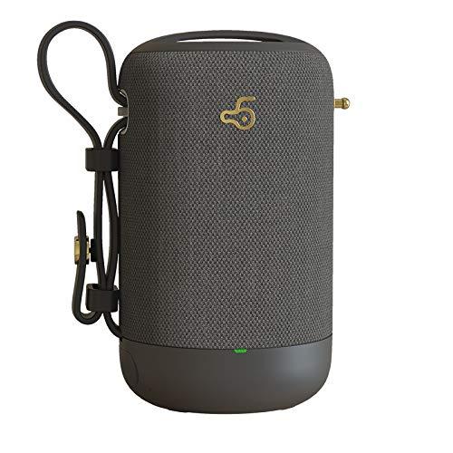 [해외]KYLIN WING 40W 고 출력 HiFi 음질 시끄러운 중 저음터치TWS 대응8 시간 연속 재생IPX5 방수내장 마이크 장착 / KYLIN WING 40W High Power HiFi Sound Quality Loud Bass  Touch Operation   TWS Compatible  8 Hours Continuous Playback  IPX5 Wa...
