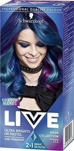 Schwarzkopf Live Ultra Bright Or Pastel Colouration