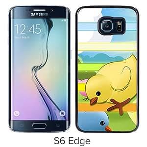 Popular Samsung Galaxy S6 Edge Cover Case ,Cute Xperia Z Wallpapers HD 108 Black Samsung Galaxy S6 Edge Phone Case Fashion And Unique Design Cover Case