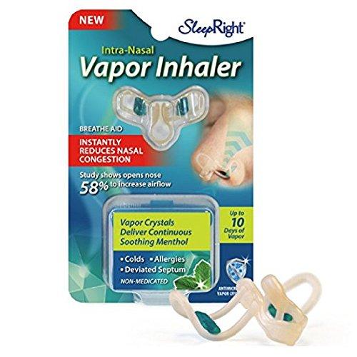 (SleepRight Intra-Nasal Vapor Inhaler, 0.125 Pound)