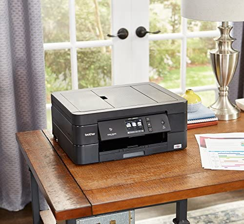 Brother Wireless All-In-One Inkjet Printer, MFC-J895DW, Multi-Function Color Printer, Duplex Printing, NFC One Touch to Connect Mobile Printing, Amazon Dash Replenishment Enabled 51ACF jmK8L