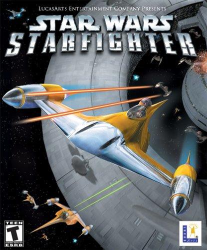 (Star Wars Starfighter - PC)