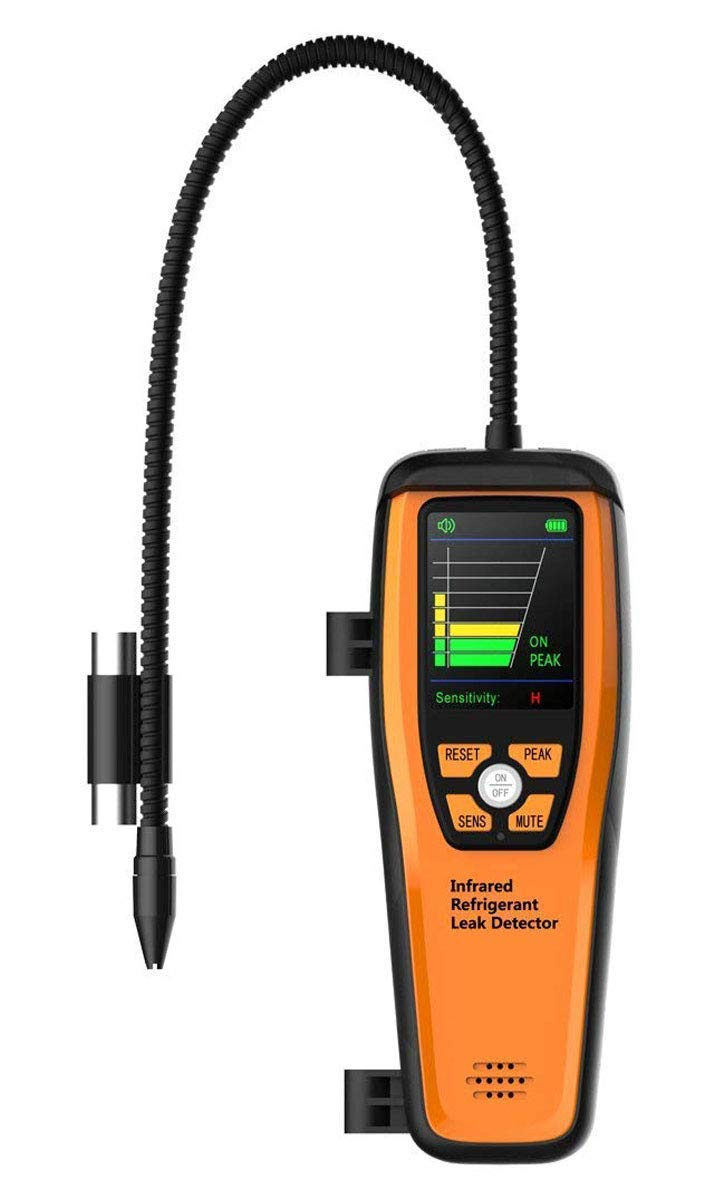 The Best HVAC Refrigerant Leak Detectors – 2019 Buying Guide