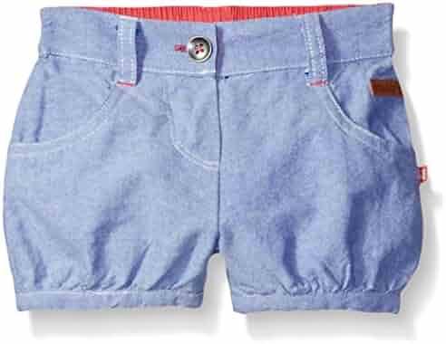 Robeez Girls' Woven Shorts