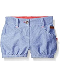 Robeez Girls' Woven Shorts