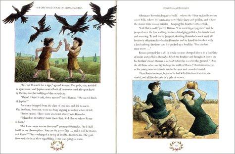 Roman Myths by Brand: Margaret K. McElderry (Image #2)