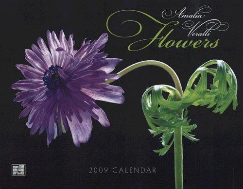 Amalia Veralli Flowers 2009 Calendar