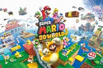 puzzle SUPER MARIO 3D WORLD