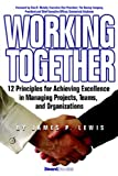 Working Together, James Lewis, 158798279X