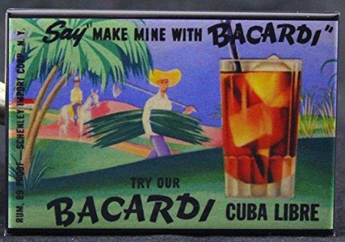 Puerto Rico Usa Rum (Bacardi Rum