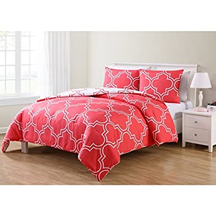 full cotton moroccan bedding comforter bohemian queen red egyptian boho item style