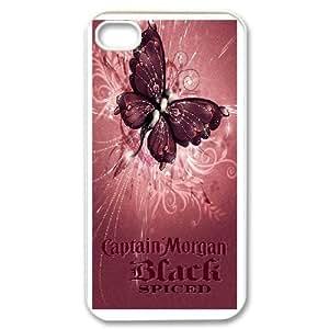 iPhone 4,4S Phone Case Captain Morgan J5972