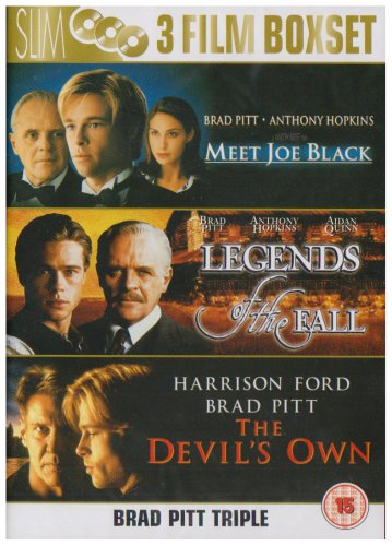 Meet Joe Black/Legends of the Fall/Devil... [Import anglais]