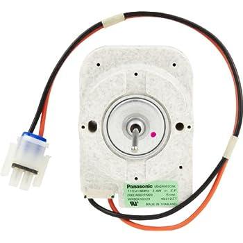 Ge wr60x10257 evaporator fan motor home for Ge refrigerator evaporator fan motor problems