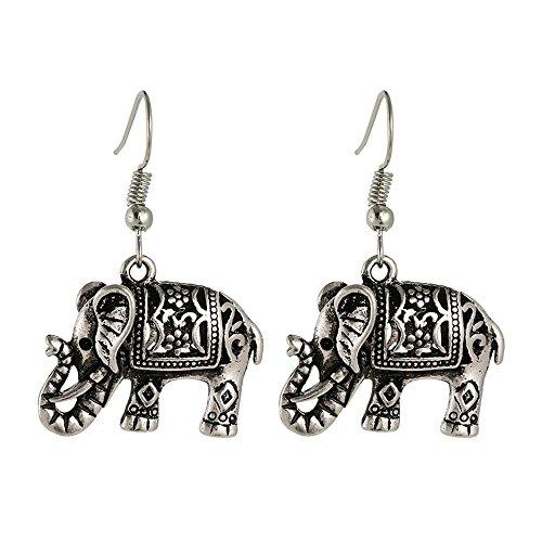 Elephant Earings - 6