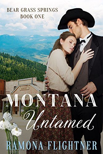 A passionate embrace ruined her reputation. A moment of desire forced him to break a vow. Will they find love in a marriage of convenience?Annabelle Evans arrives in Bear Grass Springs, Montana Territory, in 1884 hoping to reunite with her long-estra...
