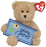 Ty Forever Friends - Blonde Bear