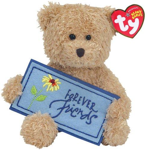 (Ty Forever Friends - Blonde Bear )
