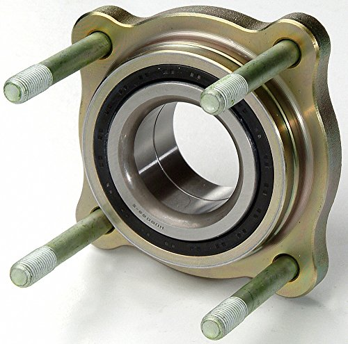 1997 fits Acura NSX Front Wheel Bearing Assembly (Note: RWD) - Two Bearings (Left and Right) Included with Two Years Warranty