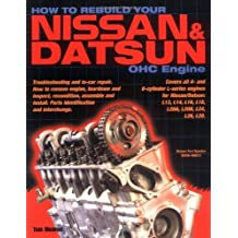 [(How to Rebuild Your Nissan & Datsun Ohc Engine)] [Author: Tom Monroe] published on (May, 2002)