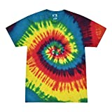 Colortone Tie Dye MD Reactive Rainbow