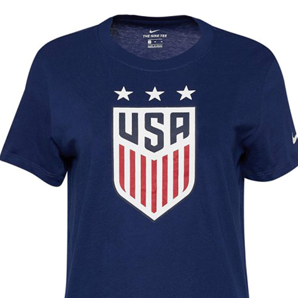 Nike Womens USA Soccer Crest Tee