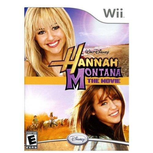 Hannah Montana The Movie - Hannah Montana The Movie Wii