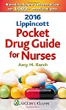 2016 Lippincott Pocket Drug Guide for Nurses