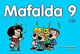 capa de Mafalda - Mafalda Nova - Volume - 9