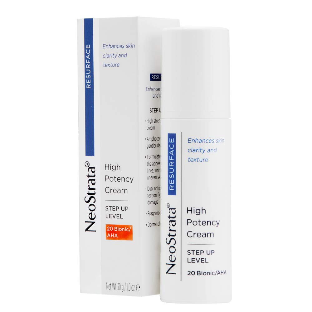 NeoStrata resurface high potency cream aha 20 1oz 147517