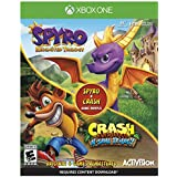 Spyro Crash Remastered Bundle - Xbox One