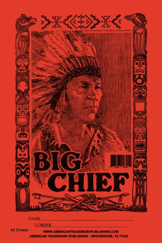 - Big Chief Writing Tablet, Primary Grades, Southwest, 8 X 12 Inch, 48 Sheets