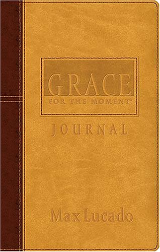 Read Online Grace for the Moment Journal (Imitation Leather) pdf