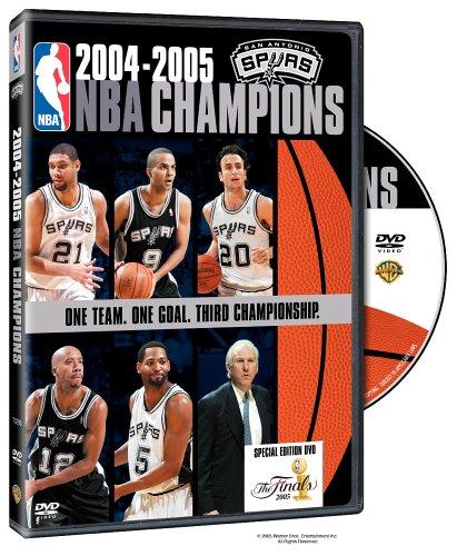 2004-2005 NBA Champions - San Antonio (Champion Nba Spur)