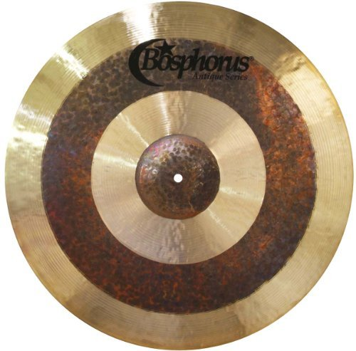 Bosphorus Cymbals A20RM 20-Inch Antique Series Ride Cymbal